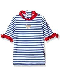 Steiff Sonnenschutzshirt 1/2 Arm - baño Niños