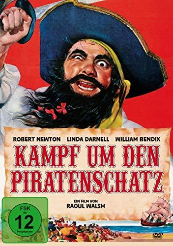 Kampf um den Piratenschatz - Kinofassung