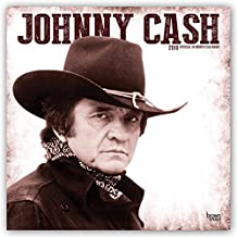 Johnny Cash 2018 - 16-Monatskalender: Original BrownTrout-Kalender [Mehrsprachig] [Kalender] (Wall-Kalender)