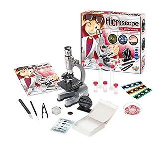 Kinder Mikroskop Bild