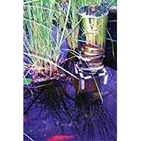 Unbekannt XXL Goldfischrohr Fischturm Teich Fischs/äule 90cm Fische Aussichtsturm Fisch NEU