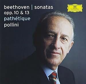 Beethoven: Klaviersonaten Op.10 & 13