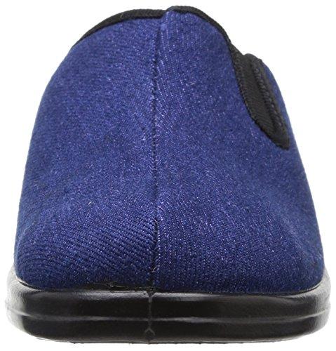 Romika Remo 293 Damen Ballerinas Blau - Bleu (Blau)