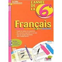 CAHIERS DE L ANNEE DE FRANC 6E