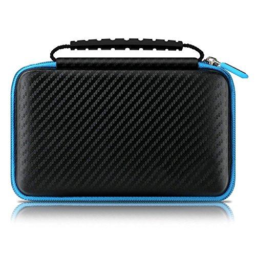 Expresstech @ Tasche Schutzhülle Tasche Schutz-Hülle Kunststoff Hard Shell Cover Hard Case für Nintendo 2DS 3DS XL LL Konsole und Zubehör