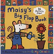 Maisy's Big Flap Book: A Maisy Fun-to-Learn Book