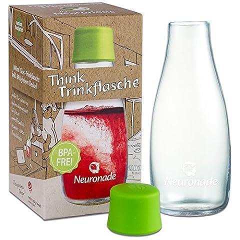 Bouteille en verre 0,3 litre de Neuronade® | 100% Sans
