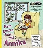 Mein ganzes Jahr mit Annika - Das Kalender-Tagebuch für deine Gedanken und Gefühle (SOWAS!)