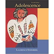 Adolescence with PowerWeb by Laurence Steinberg (2004-06-04)