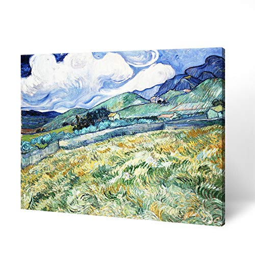 mmwin Weltberühmte malerei ölgemälde Van Gogh ölgemälde landschaftsmalerei Schlafzimmer Restaurant malerei o 30 * 40 cm