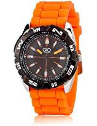 Gio Collection Analog Black Dial Men's Watch - G0008-04