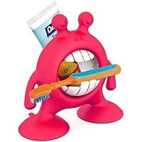 PRINCE LIONHEART eyeSMILE Rangement pour Brosse à Dents/Dentifrice Fuchsia Flashbulb