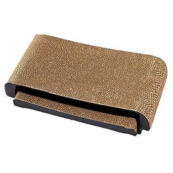 Myyxt Planche à gratter CAT Deux combinaisons intégrées Haute densité ondulée Canapé WO Griffe de meulage