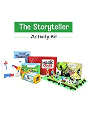 Magic Crate Activity Kit for4+ Year-olds The Storyteller (