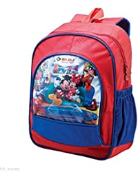 Bajaj Disney Mickey Mouse And Friends School Bag Backpack Kids (Small)