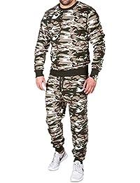 MT Styles ensemble survêtement Camouflage MA-2096