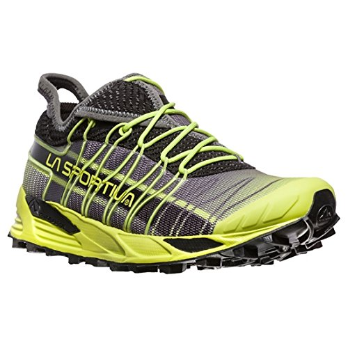 La Sportiva Mutant, Zapatillas de Trail Running para Hombre, (Apple Green/Carbon 000),...