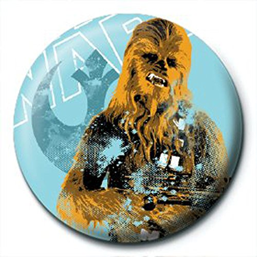 Star Wars - Chewie - Ansteck Button Ø2,5 cm