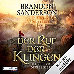 von Brandon Sanderson (Autor), Detlef Bierstedt (Erzähler), Deutschland Random House Audio (Verlag)(11)Neu kaufen: EUR 37,19