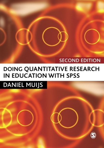 Doing Quantitative Research in Education with SPSS