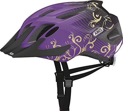 ABUS 114403 - MOUNTX_MAORI_PURPLE_S CASCO MOUNTX COLOR MAORI PURPLE TALLA S
