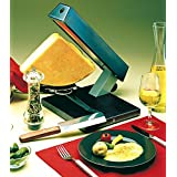 Aparato para raclette 1/4 de rueda de queso para 4 personas - Modelo Party