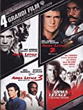 4 grandi film - Arma letale collection [4 DVDs] [IT Import]