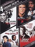 Locandina Arma Letale (4 Grandi Film) (Box 4 Dv)