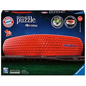 Ravensburger 12530 Allianz Arena by Night