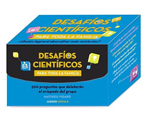 Desafíos científicos para toda la familia (Juegos Cúpula) por AA. VV.