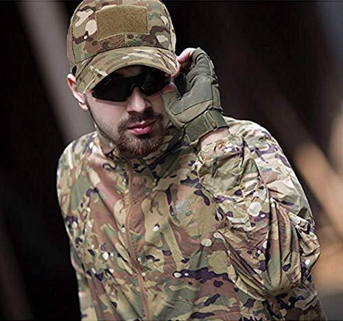 Imagen de zarrs  de béisbol camuflaje, unisex  militar ejército hombres mujeres multicam estilo  para caza pesca camping alternativa