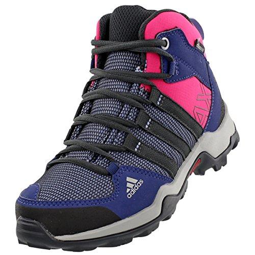 Adidas Ax2 Mid CP, Chaussures de Randonnée Hautes Mixte Enfant