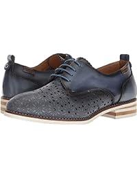 Pikolinos Zapato de Piel Azul W3S-5777