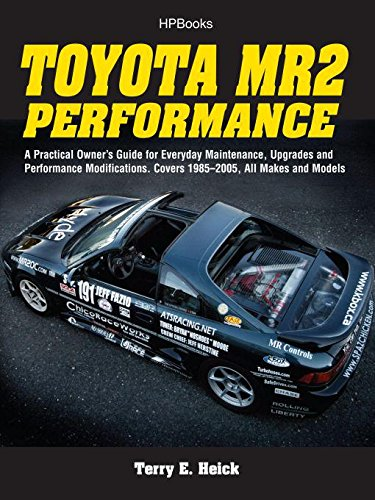 Toyota MR2 Performance HP1553: A Practical Owners Guide for Everyday Maintenance, Upgrades and Performance