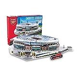 Estadio Emirates (Arsenal FC) - Nanostad - Puzzle 3D (Producto Oficial...