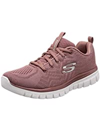 Skechers Graceful-Get Connected-12615, Scarpe da Ginnastica Donna