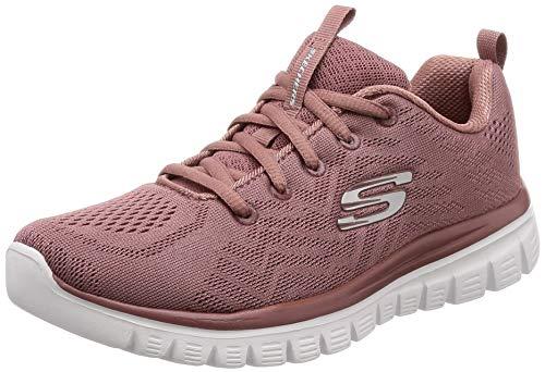 Skechers Get Connected Zapatillas Mujer Memory Foam 38 EU