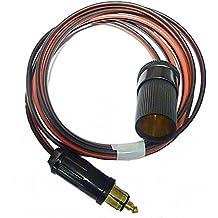 Rocket Radio - fuente de alimentación de corriente a Accessory Cable 2 m de largo para BMW y Triumph motos