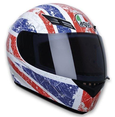 AGV K3 Union Jack Motorcycle Helmet