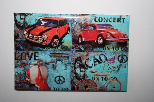 en-solde-voitures-mini-vw-beetle-vespa-scooter-moto-multicolore-aimant-frigo