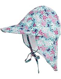887965b99e56 Homyl Unisexe Bébé Chapeau de Soleil Chapeau à Séchage Papide 360 °  Protection Anti-soleil Respirant Anti-UV pour…