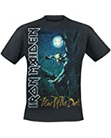 Iron Maiden Fear Of The Dark T-Shirt schwarz