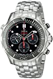 Omega Seamaster Co-Axial Diver Men's Chronograph Automatic 44mm watch 21230445001001 212.30.44.50.01.001