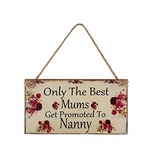 ROOVON Mother 's Day Dekoration Geschenk Holz Zum Aufhängen Board für Home Office Bar Party Geschenk Mother's Day