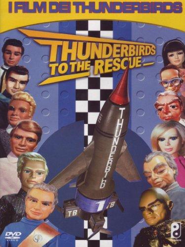 Thunderbirds to the rescue