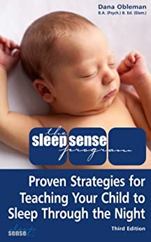 The Sleep Sense Program Proven Strategies For Teaching