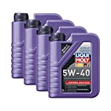 Liqui Moly 4X 1306 Synthoil High Tech 5W-40 Motoröl Vollsynthetisch 1L