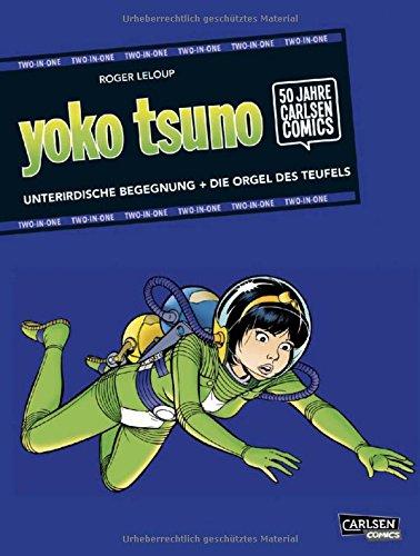 Buchseite und Rezensionen zu 'Yoko Tsuno' von Roger Leloup