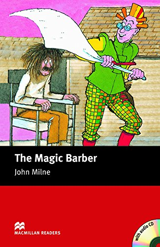 MR (S) Magic Barber, The Pk: Starter (Macmillan Readers 2005)