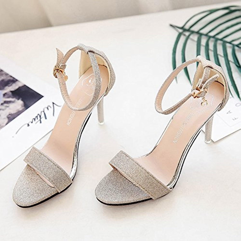 a605a4c140f29e RUGAI-UE Simple Simple Simple Sandals Women High-Heeled Shoes Parent  B073WTKBWL 6a85d2